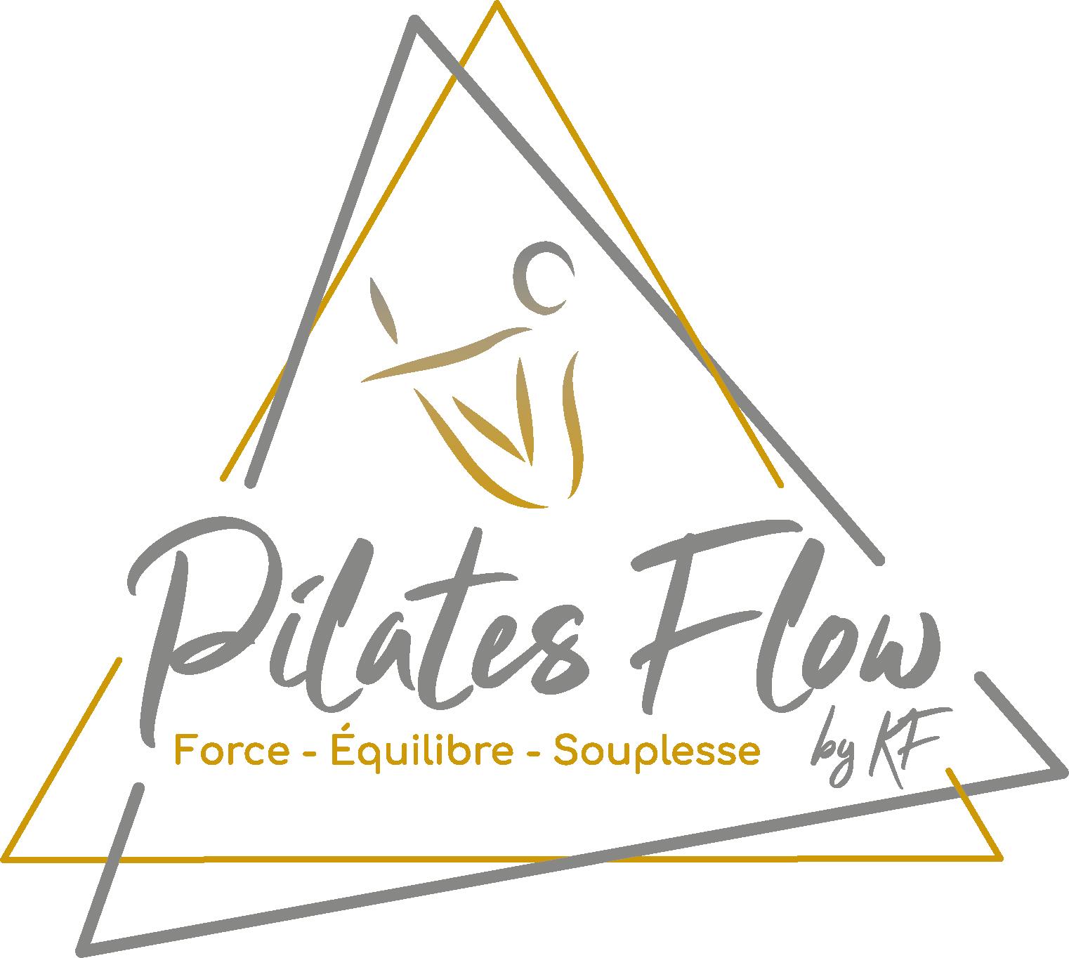 logo pilatesflow Karina Filbien